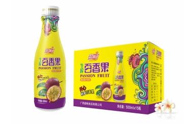 盛畅百香果饮料1.25L6瓶