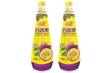 百香果果汁饮料