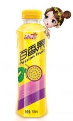 盛畅百香果饮料500ml15瓶